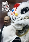A Master Of Kung Fu Deluxe Version  - InFlames Toys 1/6 Scale Figure