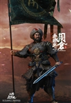 Zhou Cang - Soul Of Tiger Generals - InFlames x NewSoul 1/6 Collectible Figure