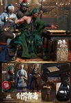 Three Kingdom Collectible Set - Version A with Table - InFlames x Newsoul 1/6 Scale Figure