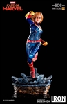 Captain Marvel - Iron Studios Art Scale 1/10 Statue