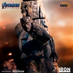 Black Panther - Avengers: Endgame - Iron Studios Art Scale 1/10 Statue