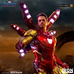 Iron Man Mark LXXXV (Deluxe) - Statue - Iron Studios 1/4 Scale
