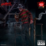 Freddy Krueger Deluxe - Horror Series - Iron Studios Art Scale 1/10 Statue