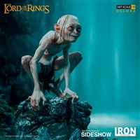 Gollum Deluxe - Lord of the Rings - Iron Studios 1/10 Scale Statue