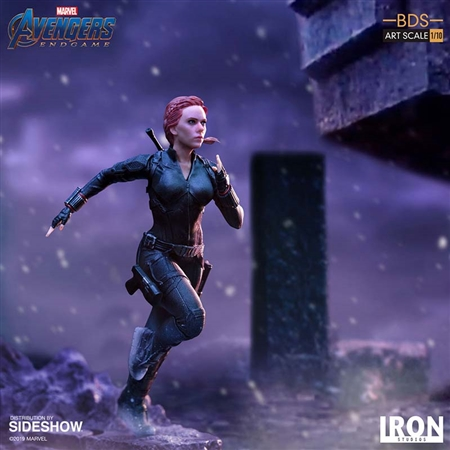Black Widow - Avengers: Endgame - Iron Studios Art Scale 1/10 Statue
