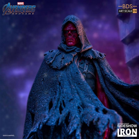 Red Skull - Avengers: Endgame - Iron Studios Art Scale 1/10 Statue