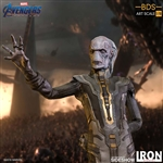 Ebony Maw - Black Order - Avengers: Endgame - Battle Diorama Series Art Statue - Iron Studios 1/10 Scale