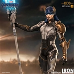 Proxima Midnight - Black Order - Avengers: Endgame - Battle Diorama Series Art Statue - Iron Studios 1/10 Scale