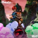 WilyKit and WilyKat - Thundercats - Iron Studios 1/10 Scale Statue
