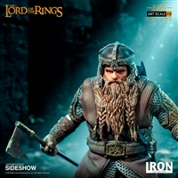 Gimli Deluxe - Lord of the Rings - Iron Studios 1/10 Scale Statue