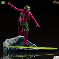 The Joker Deluxe - DC Comics - Iron Studios 1/10 Scale Statue