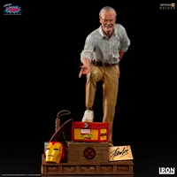 Stan Lee Deluxe - Marvel - Iron Studios 1/10 Scale Statue