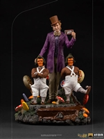 Willy Wonka Deluxe - Iron Studios 1/10 Statue