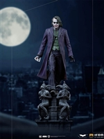 The Joker Deluxe - The Dark Knight - Iron Studios 1/10 Statue