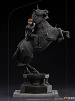 Ron Weasley at the Wizard Chess Deluxe - Iron Studios 1/10 Statue