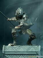 Armored Orc - Lord of the Rings - Iron Studios Art Scale 1/10 Statue