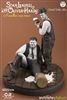 Stan Laurel and Oliver Hardy - Another Nice Mess - Infinite Statue - Statue