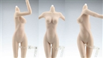 Female Seamless Body in Suntan/Large Bust - Jiaou Doll 1/6 Scale