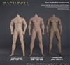 Strong Male Body - Three Options - Jiaou Doll 1/6 Scale Body