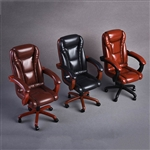 Boss Chairs - Three Color Options - Jiaou Doll 1/6 Scale Accessory