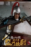 Tang Royal Guards Shenwu Army Gatekeeper Military Officer - JS Model 1/6 Scale Figure