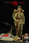 WWII Japanese Infantry Army - Kadhobby - Pattiz 1/6 Scale Figure Set