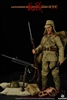 WWII Japanese Infantry Army - Second Run  -  Kadhobby 1/6 Scale Figure Set