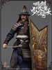Qi Troop - Walk Camp Guard Leader - Kong Ling Ge 1/6 Scale Figure