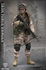 Chalk Leader 75th Ranger - Task Force Ranger - Operation Gothic Serpent - Crazy Figure 1/12 Scale