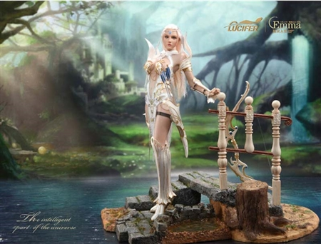 Elf Queen Emma - Armor Version - Lucifer 1/6 Scale Figure
