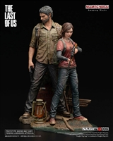 Joel and Ellie - The Last of Us - Mamegyorai Collectible Figure