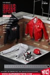 Sports Set - Red Version - Super MC Toys 1/6 Scale Accessory