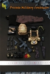Private Military Contractor PMC - MC Toys 1/6 Scale Accessory Set
