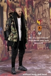 Functional Boy Street Wear Outfit - MCC x Mr. Z 1/6 Scale Accessory Set