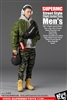Men's Street Style Flight Jacket Set - MC Toys 1/6 Scale Accessory Set