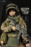 Anna - Russian Battle Angel - MC Toys 1/6 Scale Figure