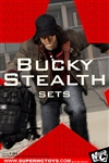Bucky Stealth Sets - Super MC Toys