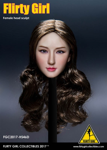 Amazon.com: Phicen Limited 1/6 Scale Female Head Sculpt