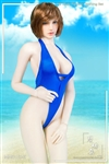 One-Piece Swimwear - Five Color Options - Manmodel 1/6 Scale Clothing Set
