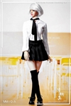 Girl's School Uniform - Three Colors - ManModel 1/6 Scale Accessory