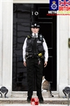 British Metropolitan Police Service (MPS) Female Police Officer - Modeling Toys 1/6 Scale Figure