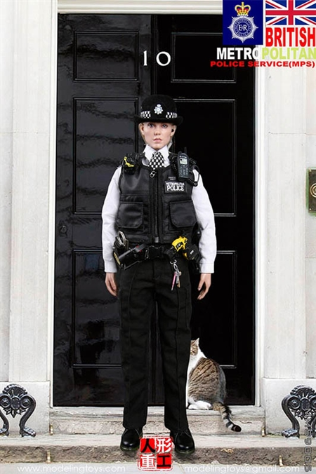 Baton w// Holder 1//6 Scale Modeling Figures Metropolitan Police Female