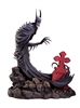 Batman Red Rain Statue - Mondo Statue