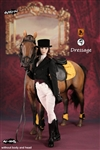 Equestrian Set in Brown - Mr. Z 1/6 Scale Accessory Set