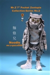 Noodle- Pocket Zootopia Series 2 - Mr Z 1/6 Scale Accessory