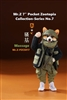 Massage - Corgi - Pocket Zootopia Series 7 - Mr Z Figure