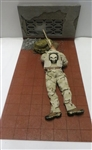 Hand Crafted Limited Edition Ramadi Rooftop Display Base - Long Version