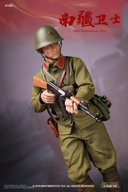 PLA Sino-Vietnamese War - Mini Times 1/6 Scale Figure