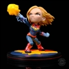 Captain Marvel Q-Fig Diorama - Quantum Mechanix