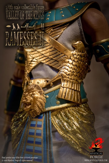 Valley Of The Kings Ramesses Ii Sixth Scale Figure